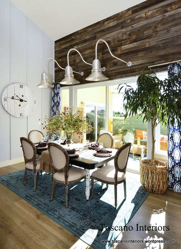 Dining Room, Nautical Themed, Design By Designer, Candance Toscano At Toscano  Interiors.