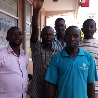 Quest Coffee Roasters supports Mirembe Kibuli Group from Uganda through Kiva.