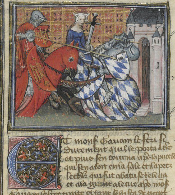 Die besten 25 k nig artus ideen auf pinterest k nig - Tristan le chevalier de la table ronde ...