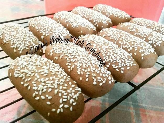 Resep Roti Gambang Oleh Dapur Mak Mona Resep Makanan Resep Resep Roti