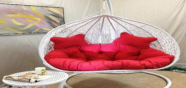 Hanging Rattan Egg Chair