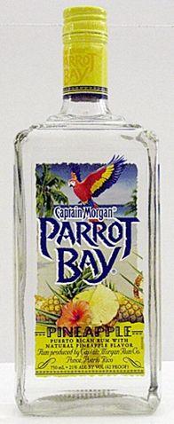 Parrot Bay Rum...Pineapple | Hampton Roads Happy Hour