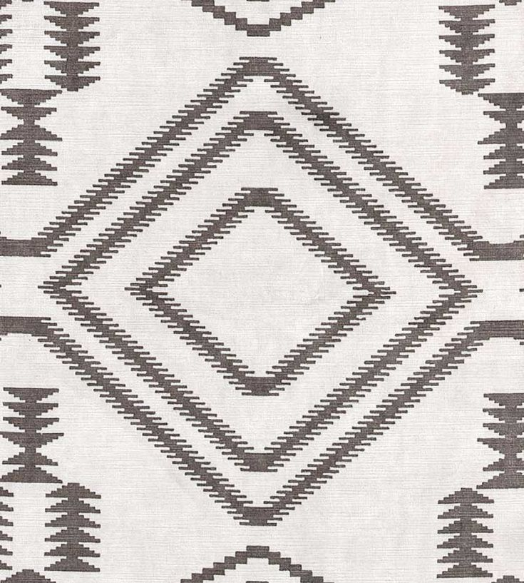 Interior Trends, Tribal | Navaho Fabric by Andrew Martin | Jane Clayton