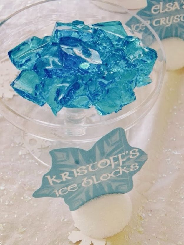 """Kristoff's Ice Blocks 