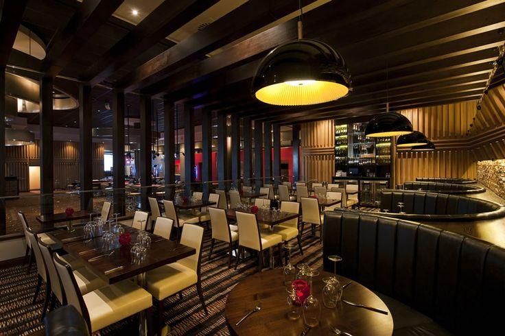 Genting Fahrenheit Bar and Grill Derby Restaurant Interior Design 3