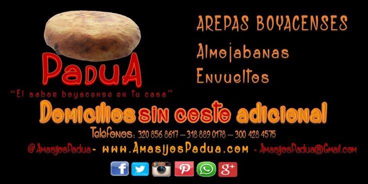 """""""El #sabor #boyacense en #TuCasa"""""""