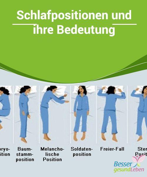 Schlafpositionen und ihre Bedeutung - #Bedeutung #Ihre # ...