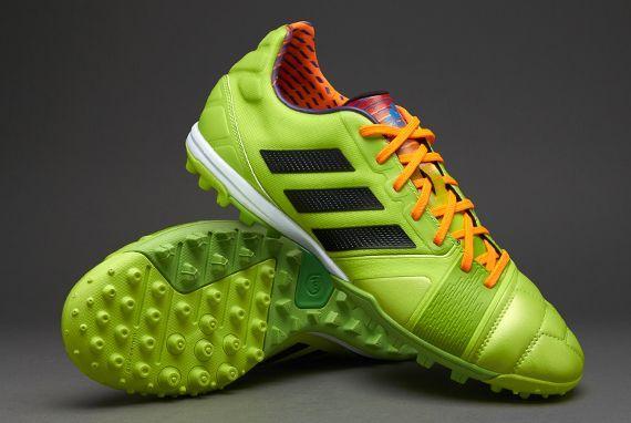 e8de99acbb18 adidas Fußballschuhe - adidas Nitrocharge 2.0 TRX Turf - Astro Turf -  Fußballschuh - Solar Slime