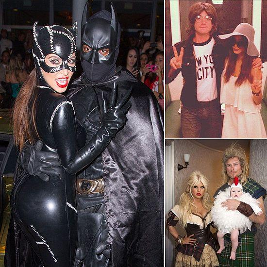 Celebrity Couples Costumes Halloween 2012