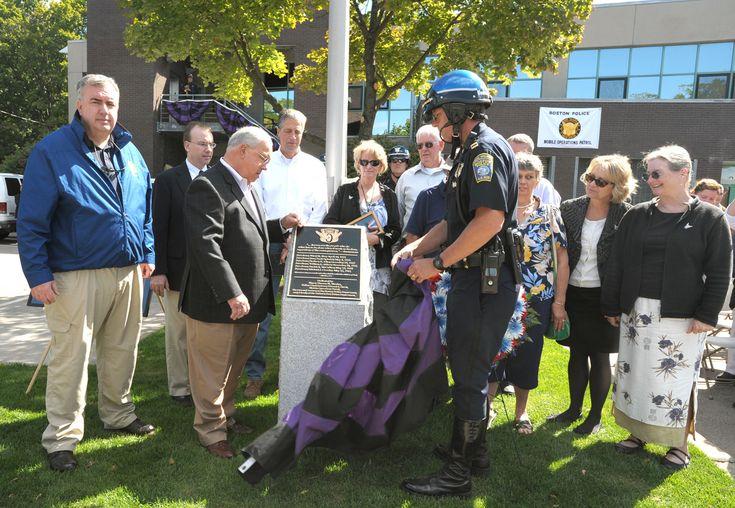 police memorial day uk