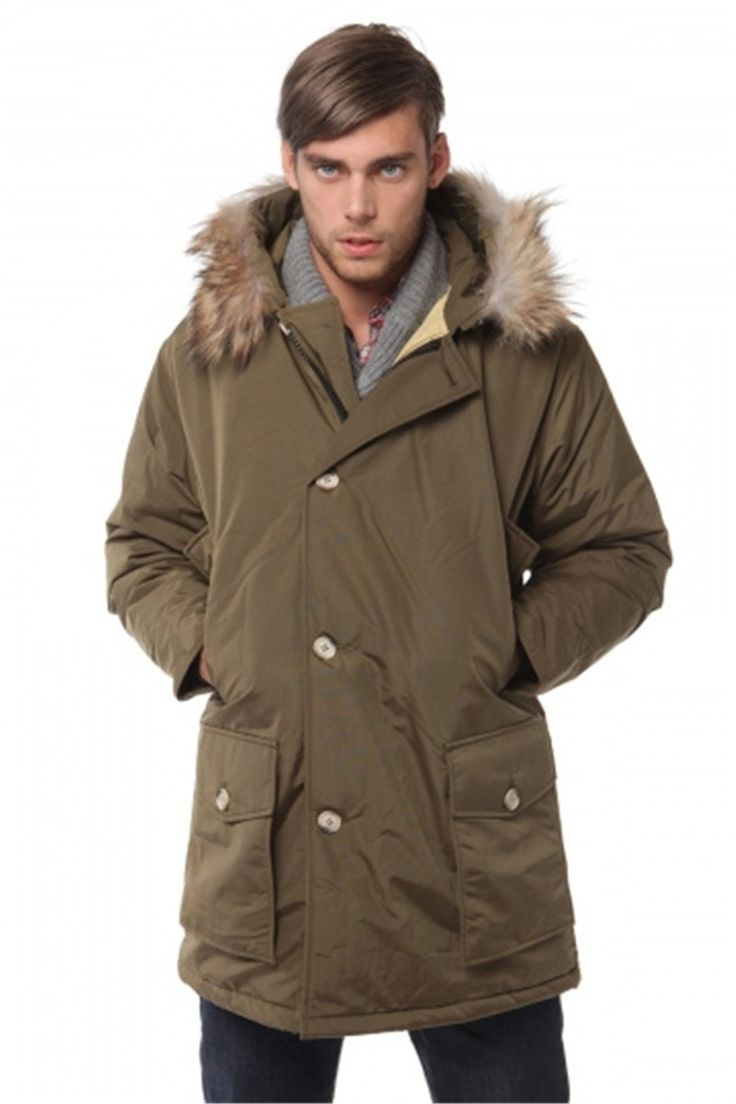 uk arctic woolrich arctic parka anorak m coffee clothing pinterest parkas parkas. Black Bedroom Furniture Sets. Home Design Ideas