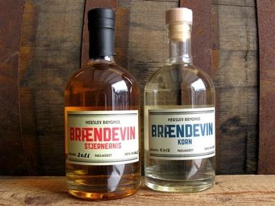 Herslev Bryghus - Øl, brændevin og øleddike