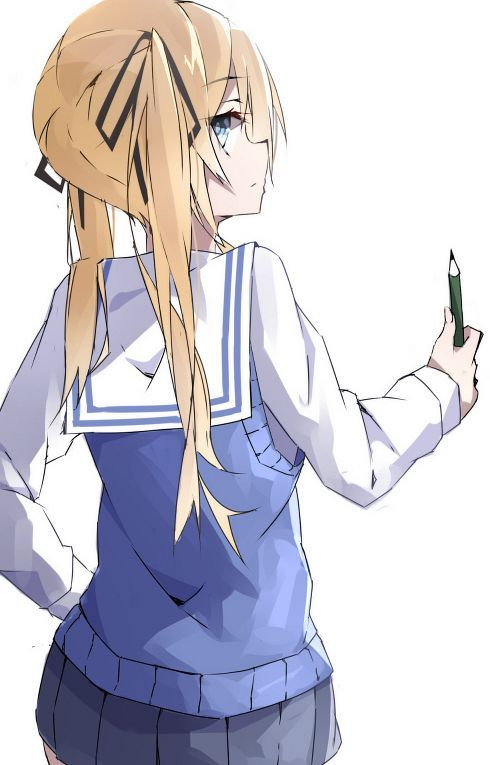 """Sawamura Spancer Eriri"""