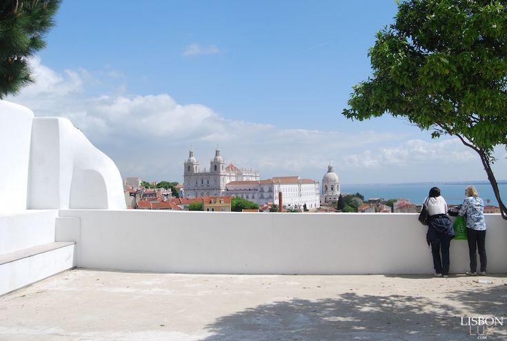 Miradouro do Recolhimento, Lisboa: