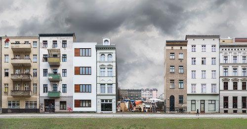 LawickMüller, Brache / Urban Waste, 2014 Pigmenttinte auf Hahnemühle Fine Art Pearl 90 x 163 cm, Auflage 3 Exemplare / Edition of 3