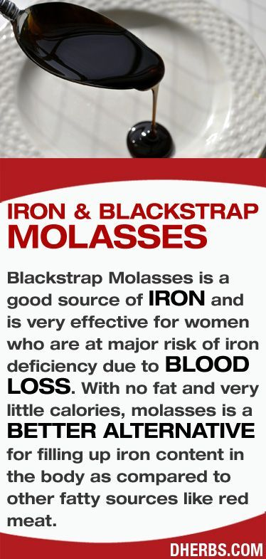 Blackstrap Molasses is a good source of IRON and is very effective for women who are at major risk of iron deficiency due to blood loss. With no fat and very little calories, molasses is a BETTER ALTERNATIVE for filling up iron content in the body as compared to other fatty sources like red meat. #dherbs #healthtips: