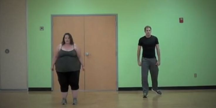 People shame girl for dating overweight guy