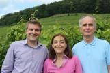 DOMAINES SCHLUMBERGER Le Domaine est situé en Alsace, dans l'Est de la France. Lorsque les ancêtres s'installèrent à Guebwiller au XVIème siècle, les Princes Abbés de l'Abbaye de Murbach contrôlaient largement le vignoble. L'avènement de la Révolution française à la fin du XVIIIème siècle mit fin à leur influence et permit une redistribution des terres.