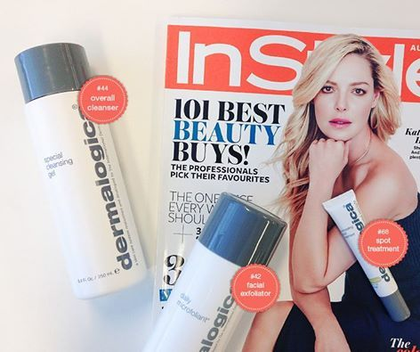 Three popular Dermalogica products have been awarded in the InStyle Best Beauty Buys for 2015! Click through to find these Dermalogica products in our online store - http://facialco.com.au/dermalogica