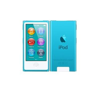 Apple iPod Nano 16 GB -7th Generation (2012)