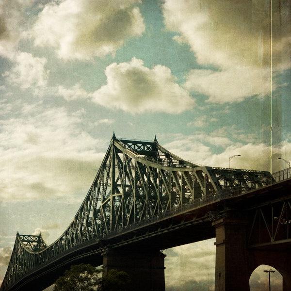 Jacques-Cartier bridge, photos by Jane Heller