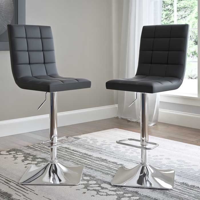 New American Drew Bar Stools