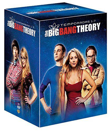 The Big Bang Theory - Temporadas 1-7 [DVD] @ niftywarehouse.com #NiftyWarehouse #BigBangTheory #TV #Show #BigBangTheoryShow #BigBangTheoryTVShow #Comedy