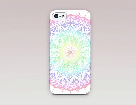 Mandala Phone Case For  iPhone 6 Case  by ShopCatchingRainbows