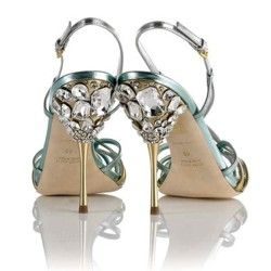 These would be perfect for a Tiffany blue themed wedding.