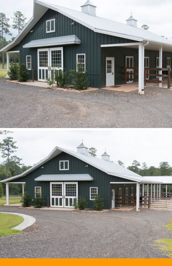 Pictures Of 2 Story Metal Building Homes You Must See