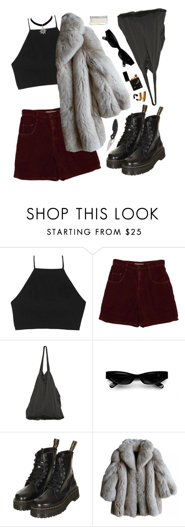 """matilda"" by grimess ❤ liked on Polyvore featuring rag & bone, Laneus, Acne Studios, Topshop and vintage"