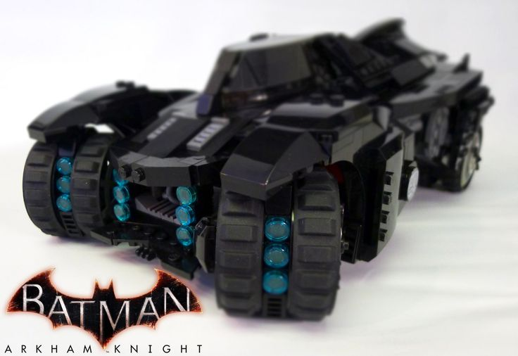 https://flic.kr/p/Sh2FYj | Arkham Knight Batmobile | Controversial because some players didn't like being forced to use, I actually wish I could have used it more. The Arkham Knight Batmobile transformed from super fast 'pursuit mode' to deadly (non-lethal) battle mode.