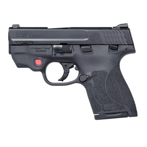 M&P®9 SHIELD M2.0™ Integrated Crimson Trace® Red Laser | Smith & Wesson