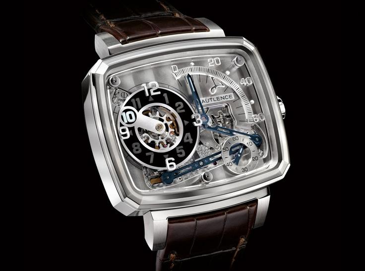 """Mekanik sanat: Hautlence harikası: HL 05  """"Bazı saatler hareketli heykellere benzeyen yapılarıyla sanatın iyileştirici gücüyle donatılmıştır.  Kurucular marka adını İsviçre'nin en önemli saat merkezlerinden biri olan Neuchatel'den anagram (harflerini yerini değiştirerek yeni bir kelime üretme) tekniğiyle türetmişler.    Güzel saatlerin fotoğraflarına veya videolarına bakmak, Louvre Müzesi'nde nadide bir tabloya bakmak gibi, çok keyif verici, evet."""""""