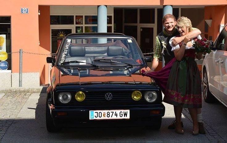 [Starter]  #FuelTrophy2017 ������ #VW #Golf1 #Cabrio #Team #Erlauftal #4 #start #fueltrophy #22Juli2017 #roadbook #checkpoints #250km #landstraße #autos #action #fun #friends #alpendorf #sanktjohannimpongau http://unirazzi.com/ipost/1498576519465869276/?code=BTMA2eXgR_c