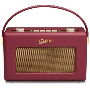 Roberts RD60 Revival DAB/FM RDS Digital Radio - Burgundy. Would spice up my kitchen a treat!