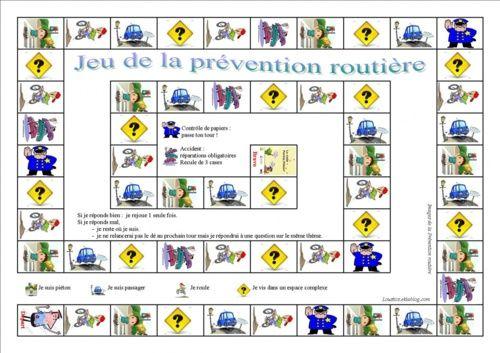Prévention routière - Loustics