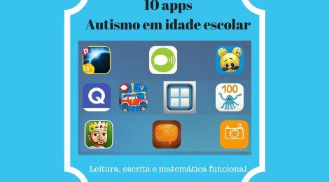 apps para crianças com autismo em idade escolar