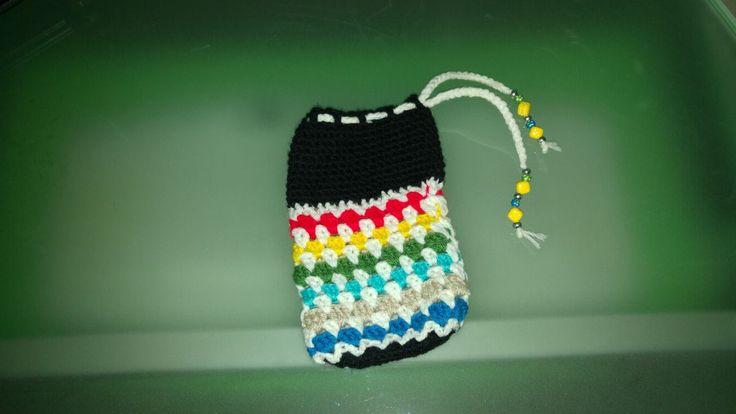 #Crochetphonecase