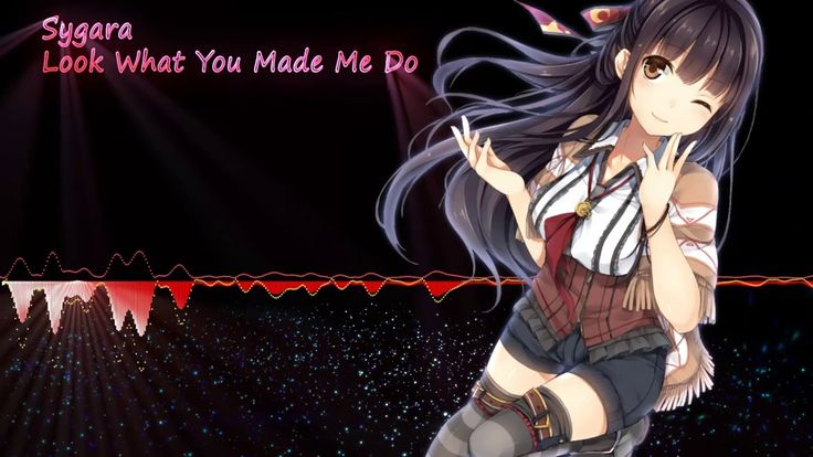 ♪ Nightcore ♪ Look What You Made Me Do - Tailor Swift ( Rock version )