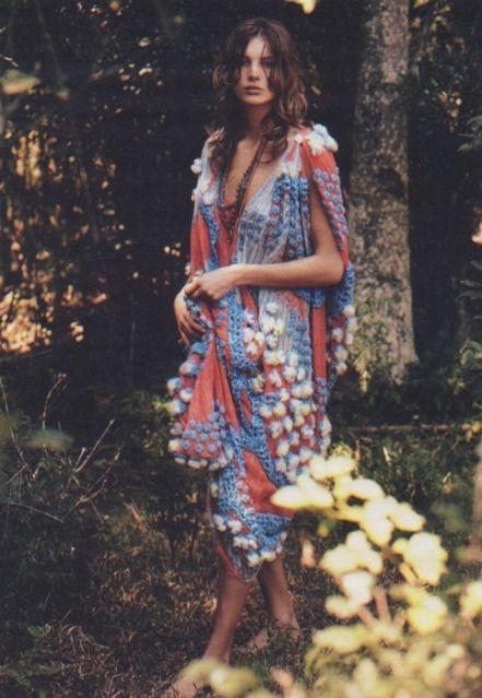 fashion, daria werbowy
