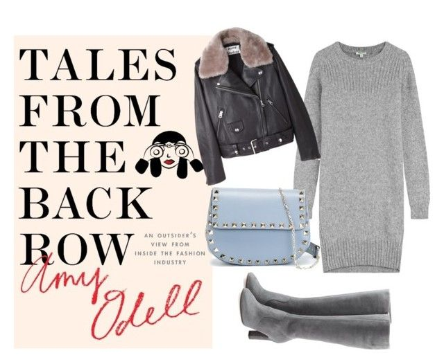 """""""Tales From The Back Row"""" by thatgemgirl ❤ liked on Polyvore featuring Kenzo, L'Autre Chose, Acne Studios and Valentino"""