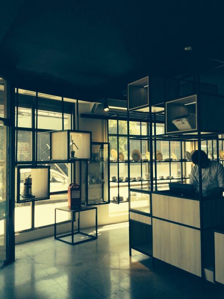 SHOWROOM IMAHE deArquitectura / M. Elena Domínguez + Bernardita Estay