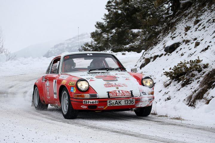 Rallye Monte-Carlo Historique 2016 info utili e programma