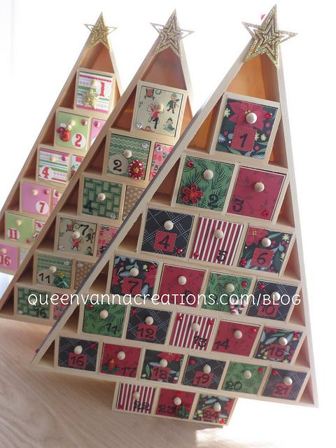 Advent calendars do it yourself pinterest for Pinterest advent