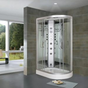 Large Range Of Luxury Steam Shower Cabins From UKu0027s Biggest   Bluetooth,  Aromatherapy, Colour Changing Lights, Quick Start Steam And