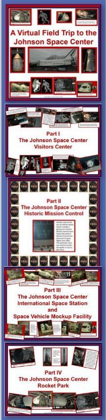 Do you want your students to visit NASA's Johnson Space Center in Texas without the travel expense?  Take them on this virtual field trip. $