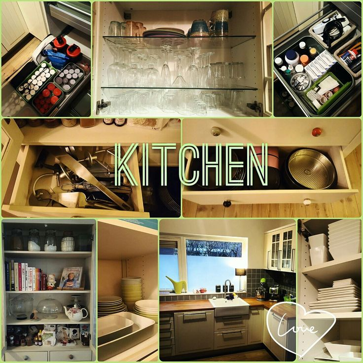Time for a big Clean Up in the kitchen after the holidays!!! ☆ an organized house is an organized mind