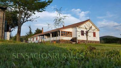 Casas rurales cerca de Embalse de Valmayor en Madrid