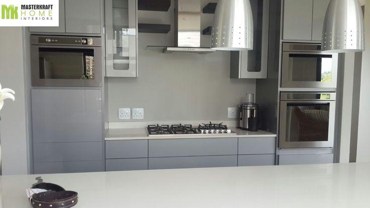 High end kitchen by MasterKraft Home Interiors